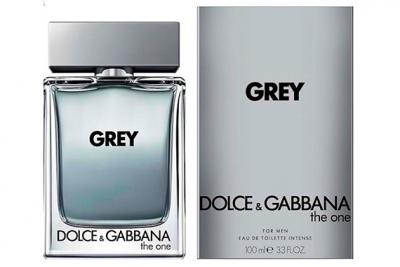 Dolce & Gabbana The One Grey - Туалетная вода