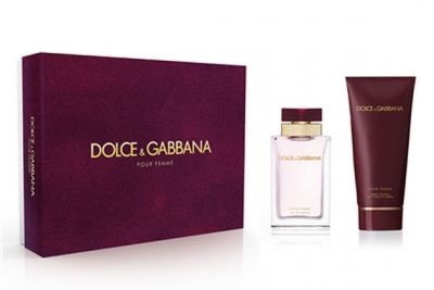 Dolce & Gabbana Pour Femme - Набор (edp 50ml+b/l 100ml)