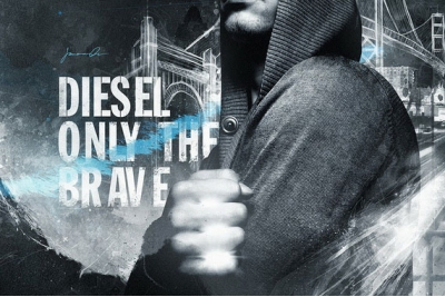Diesel Only The Brave - Туалетная вода (тестер)