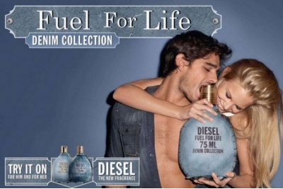 Diesel Fuel For Life Denim Collection Femme - Туалетная вода