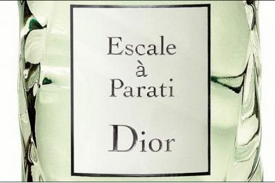 Christian Dior Escale a Parati - Туалетная вода