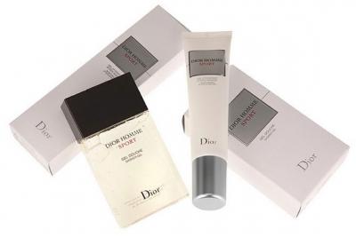 Christian Dior Dior Homme Sport - Гель после бритья