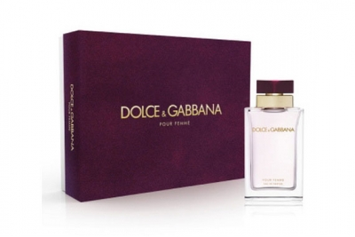 Dolce & Gabbana Pour Femme - Набор (edp 100ml+b/cream 30ml+s/g 100ml)