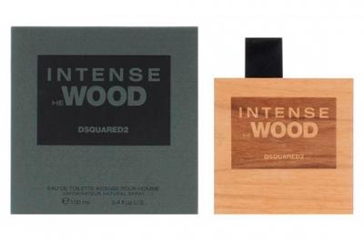 DSQUARED2 Intense He Wood - Туалетная вода