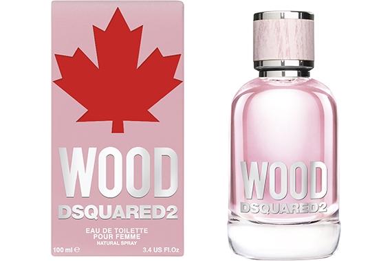 Dsquared2 Wood Pour Femme - Туалетная вода