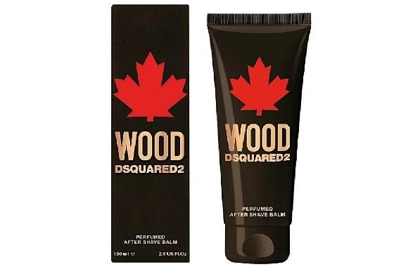 Dsquared2 Wood Pour Homme - Бальзам после бритья