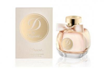 S.T. Dupont So Dupont Pour Femme - Парфюмированная вода