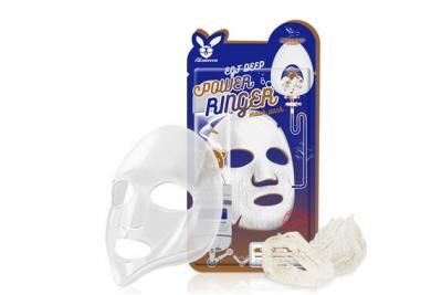 Маска для активной регенерации эпидермиса - Elizavecca Face Care EGF Deep Power Ringer Mask