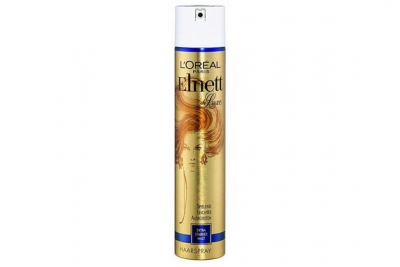Лак для волос экстра-сильная фиксация - Loreal Elnett Luxe Hairspray