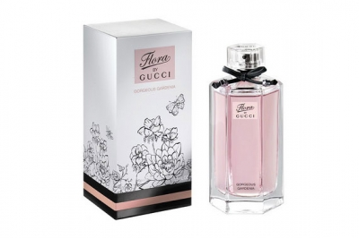Flora by Gucci Gorgeous Gardenia - Туалетная вода