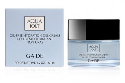 Гель-крем для мгновенного увлажнения кожи - Ga-De Oil-Free Hydration Gel Cream Aqua Jolt