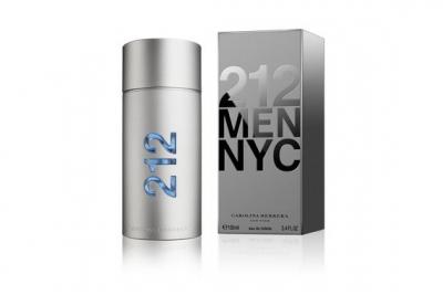 Carolina Herrera 212 Men NYC - Туалетная вода