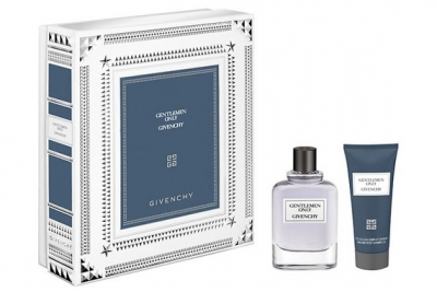 Givenchy Gentlemen Only - Набор (edt 100ml + s/g 100ml)
