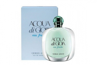 Armani Acqua Di Gioia Eau Fraiche - Туалетная вода