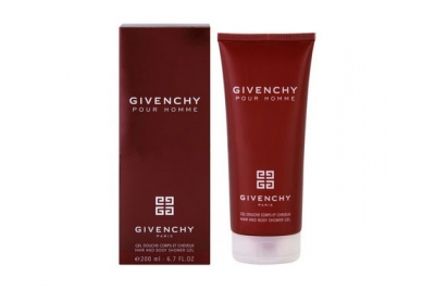 Givenchy pour Homme - Гель для душа