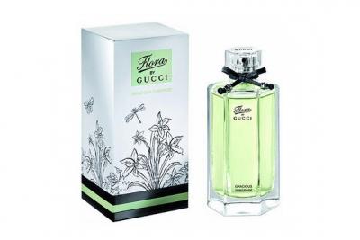 Flora by Gucci Gracious Tuberose - Туалетная вода