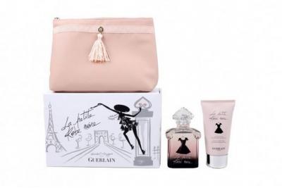 Guerlain La Petite Robe Noir - Набор (edp 50ml + b/l 75ml + bag)