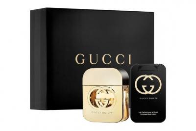 Gucci Guilty - Набор (edt 50ml + b/l 100ml)