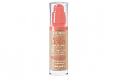 Тональный крем - Bourjois Happy Light Foundation