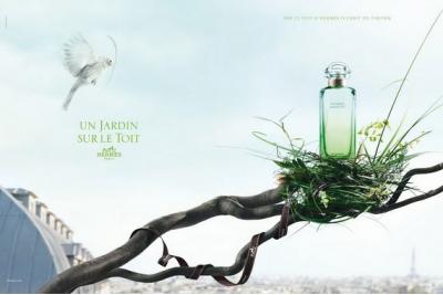Hermes Un Jardin sur le Toit - Туалетная вода