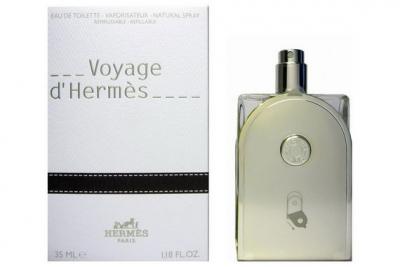 Hermes Voyage d`Hermes - Туалетная вода