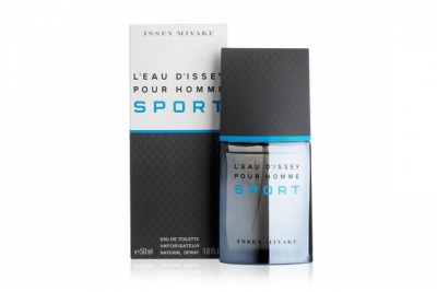 Issey Miyake Leau Dissey pour Homme Sport - Туалетная вода