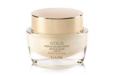 Крем дневной восстанавливающий - Ga-De Gold Restoring Day Cream
