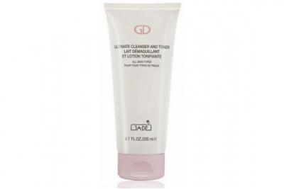 Очищающее молочко с лосьоном для всех типов кожи - Ga-De Ultimate Cleanser and Toner