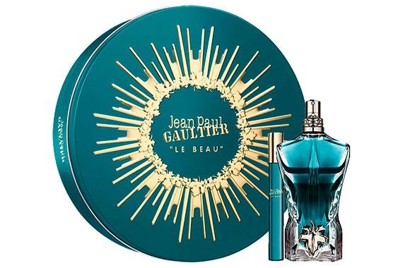 Jean Paul Gaultier Le Beau - Набор (edt 125ml + edt 10ml)