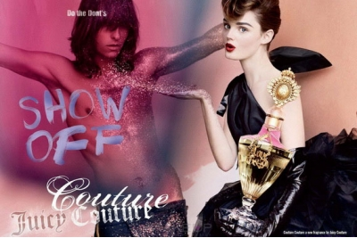 Juicy Couture Couture Couture - Парфюмированная вода