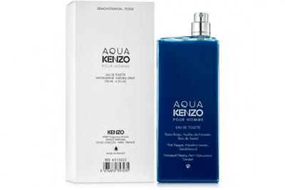 Kenzo Aqua Kenzo Pour Homme - Туалетная вода (тестер)