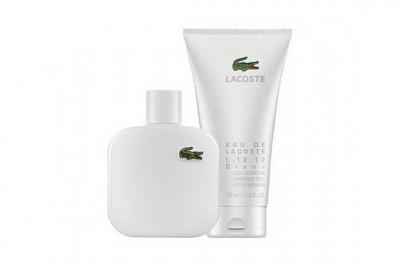 Lacoste Eau De L.12.12 Blanc - Гель для душа
