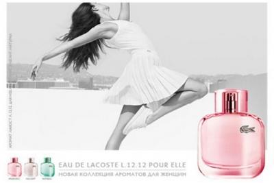 Lacoste Eau De L.12.12 Pour Elle Sparkling - Туалетная вода