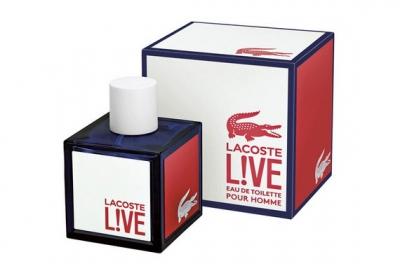 Lacoste Lacoste Live - Туалетная вода