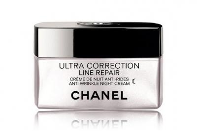 Крем ночной против морщин - Chanel Ultra Correction Line Repair Nuit 50ml