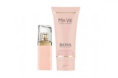 Hugo Boss Boss Ma Vie Pour Femme - Набор (edp 30ml + b/l 100ml)