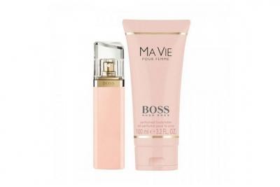 Hugo Boss Boss Ma Vie Pour Femme - Набор (edp 50ml + b/l 100ml)