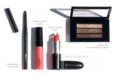 Набор для макияжа - Mac All About Coral