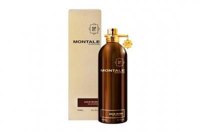 Montale Aoud Musk - Парфюмированная вода