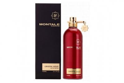 Montale Crystal Aoud - Парфюмированная вода
