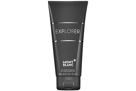 Montblanc Explorer - Гель для душа