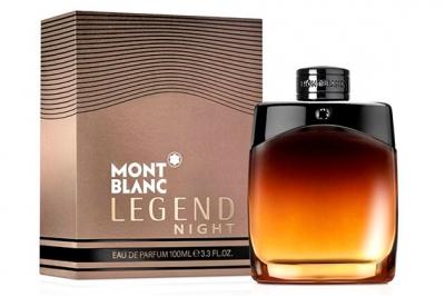 Montblanc Legend Night - Парфюмированная вода