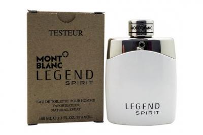 Montblanc Legend Spirit - Туалетная вода (тестер)