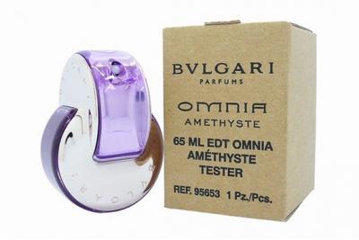 Bvlgari Omnia Amethyste - Туалетная вода (тестер)