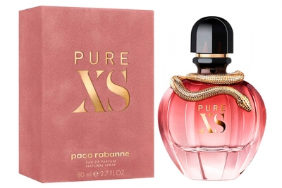 Paco Rabanne Pure XS For Her - Парфюмированная вода