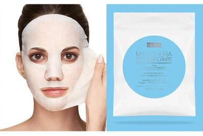 Тканевая детокс-маска для лица - Pupa Detoxifying Mask