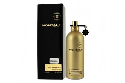 Montale Aoud Queen Roses - Парфюмированная вода (тестер)