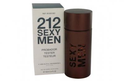 Carolina Herrera 212 Sexy Men - Туалетная вода (тестер)
