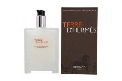 Hermes Terre dHermes - Бальзам после бритья