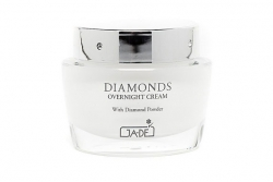Крем ночной - Ja-De Diamonds Overnight Cream 50ml